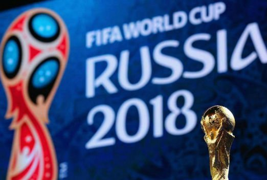 World Cup 2018 Draw Streaming