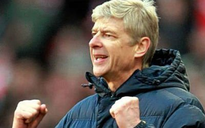 Will Arsene Wenger and Arsenal be celebrating a Champions League spot on Sunday?