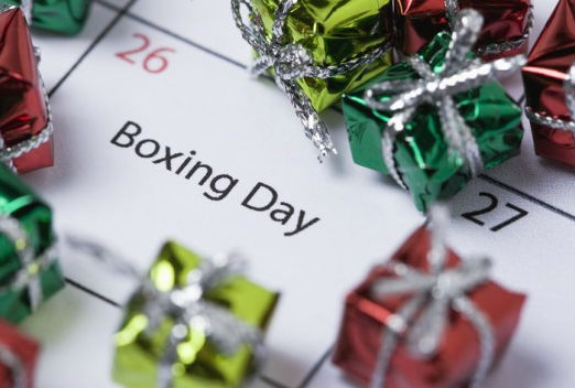 Boxing Day Premier League Bookmaker Offers