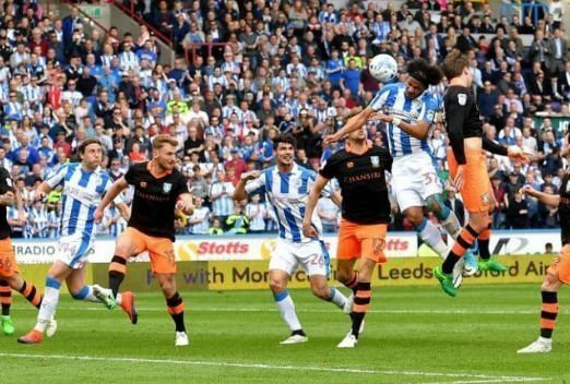 Sheffield Wednesday vs Huddersfield - Championship Playoff