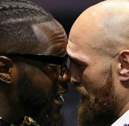 Deontay Wilder vs Tyson Fury: Can Briton Be Gypsy King Of The Ring?