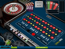 Roulette even money bets