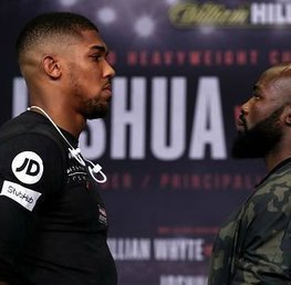 Joshua vs Takam Betting Offers & Promotions