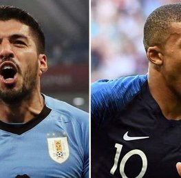 Uruguay vs France: Defence versus attack
