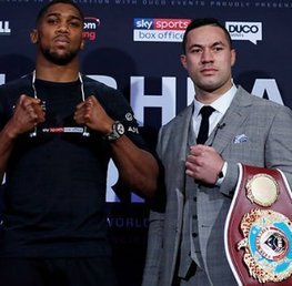 Joshua vs Parker: Unbeaten, Unbowed…Something Must Give