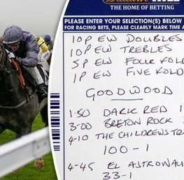 Betting Diary: A Typical Saturday