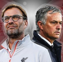 Liverpool vs Manchester United: Klopp out to wreck Mourinho's dream