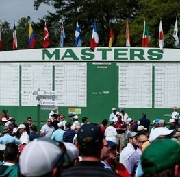 Masters 2017 Betting Offers