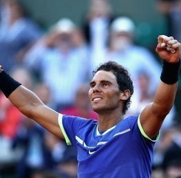 Rafa Nadal Set to Rule Paris Once More?