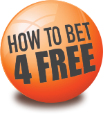 How to bet for free logo